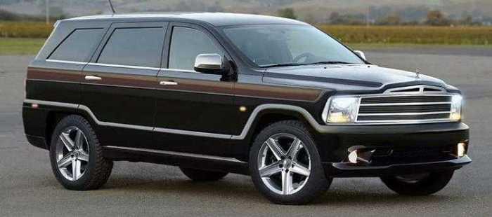 2018 Jeep Grand Wagoneer
