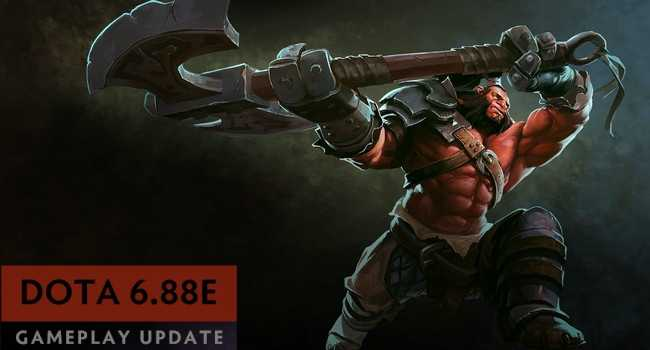 latest dota 2 6 88e update nerfs axe drow juggernaut and more