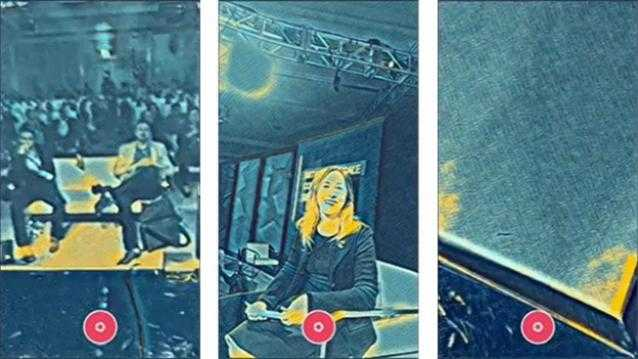 Facebook Style Transfer App like Prisma