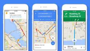 Google Maps 4.23.0 Redesigned Widgets
