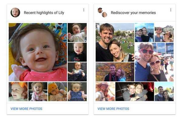 Google Photos Recent Highlights