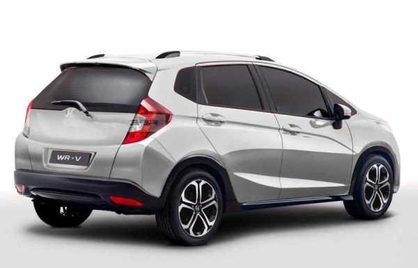Honda WR-V Compact SUV