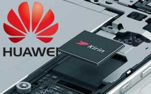 Huawei Android phone by Kirin 960
