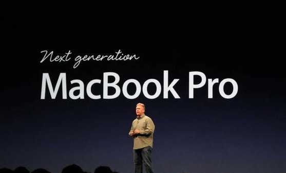 Next Generation MacBook Pro