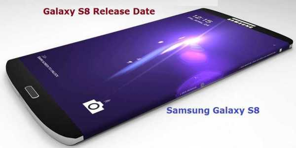 Samsung Galaxy S8 Release Date