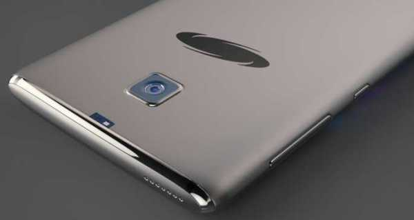 Samsung Galaxy S8 with 4k display