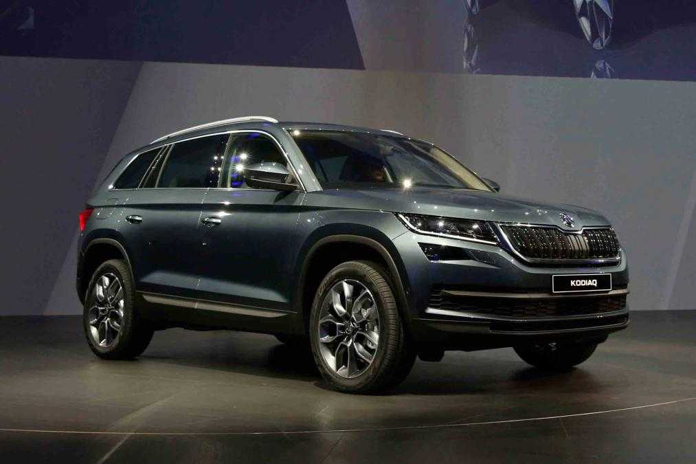 A Glimpse of the Skoda Kodiaq Features Proves It Is Here For