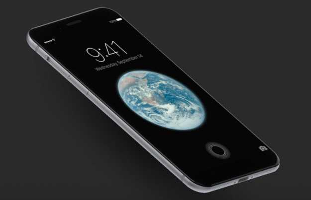 iPhone 7 Home Buttons No More in Future