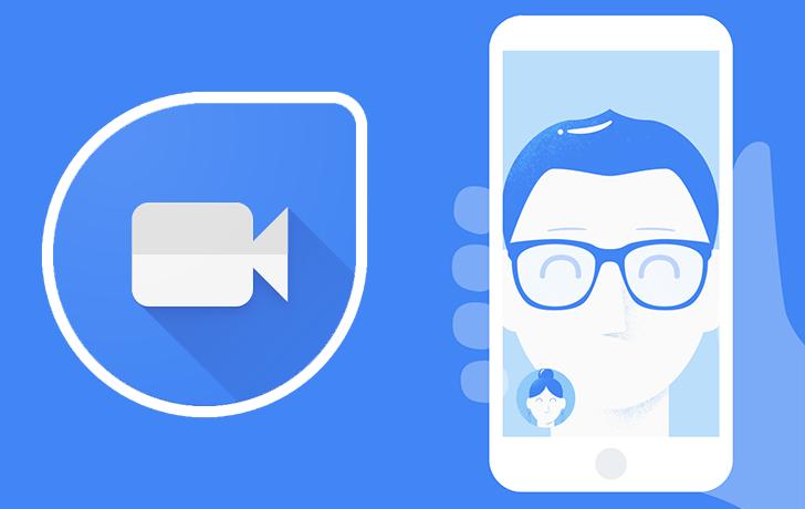 WhatsApp and Google Duo