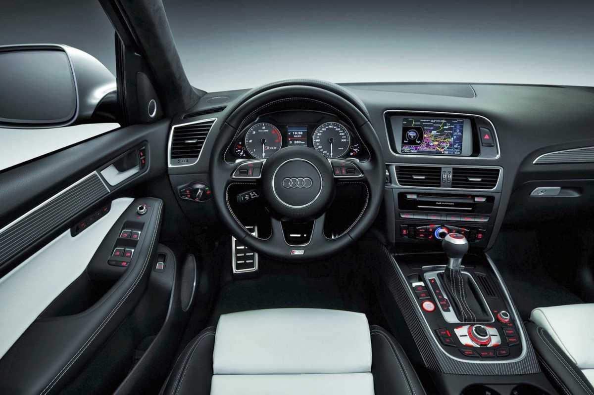 Audi Q Interior Nashville Chatter - Audi q5 interior