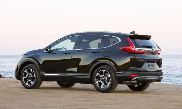 2017 Honda CR-V Base LX Model