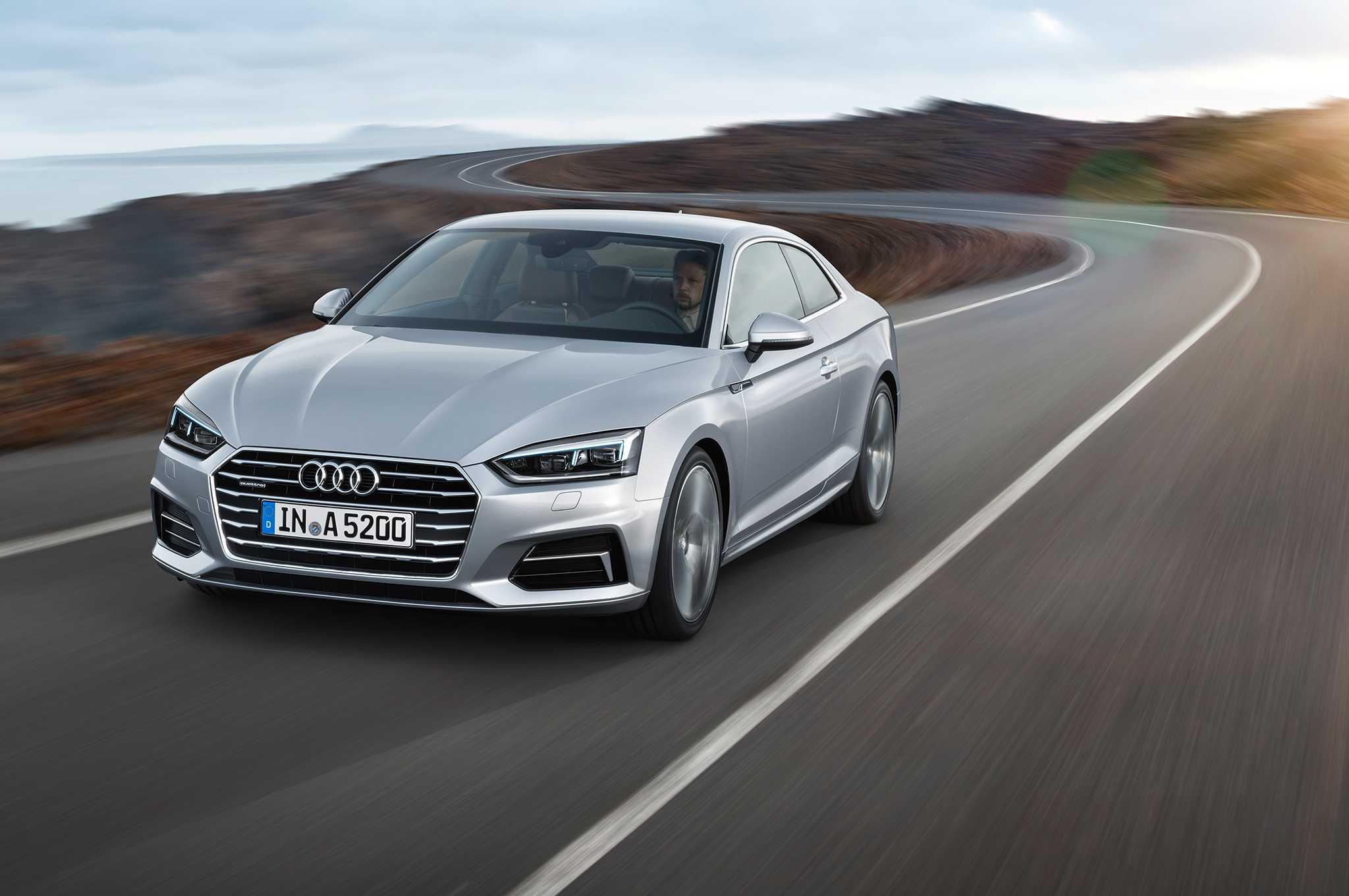 2018 audi a5 range set to feature manual transmission rh nashvillechatterclass com New Audi with Manual Transmission Audi TT Quattro Manual Transmission