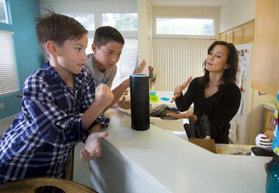 Amazon Alexa Device