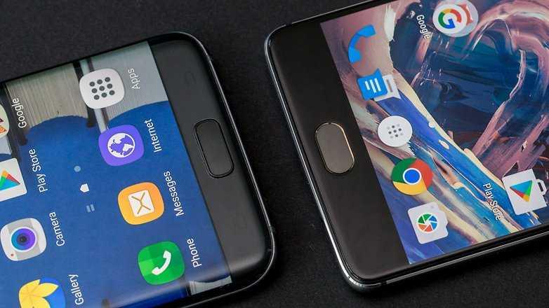 OnePlus 4 vs Samsung Galaxy S8 Edge