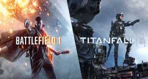 Battlefield 1 and Titanfall 2