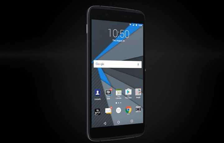 DTEK60 BlackBerry