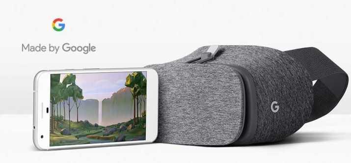 Google Pixel Daydream View VR
