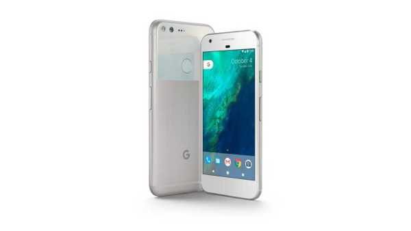 Google Pixel Specifications Error