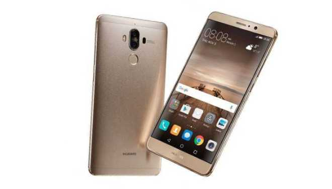 Huawei Mate 9 vs Samsung Galaxy S7