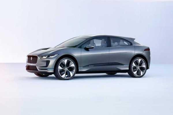 Jaguar I-Pace Electric EV