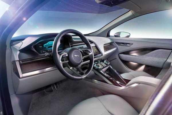 Jaguar I-Pace LA auto expo