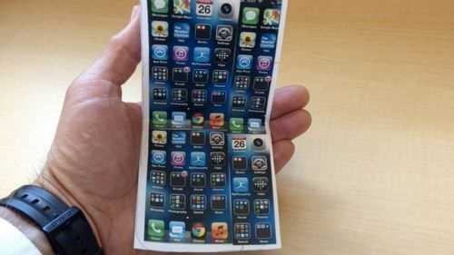 Foldable Apple iPhone