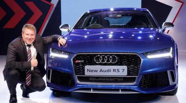 New Audi RS 7 Performance