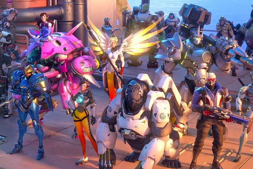 Developers of 'Overwatch' Blizzard Issues Warning Against