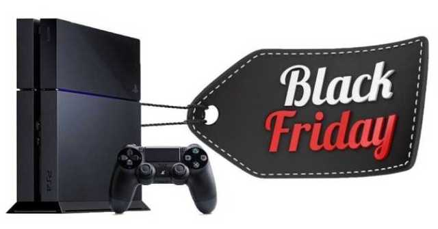 PS4 2016 Black Friday Deals