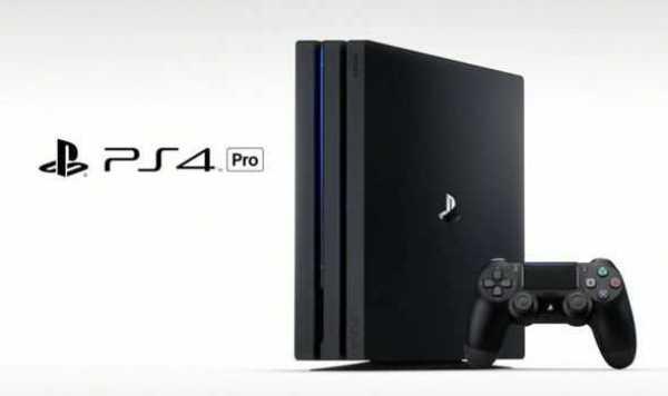 PS4 Pro Like Macbook Pro