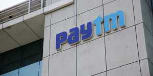 Paytm 1 percent transaction fee