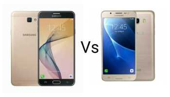 Samsung Galaxy J7 2016 Vs Prime Whats The Difference