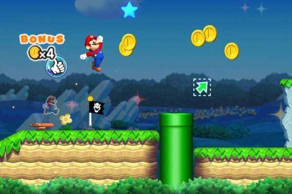 Super Mario Run Paid App