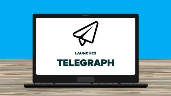 Telegram Launches Telegraph