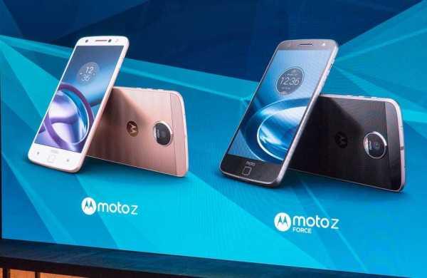 Verizon's Moto Z and the Moto Z Force