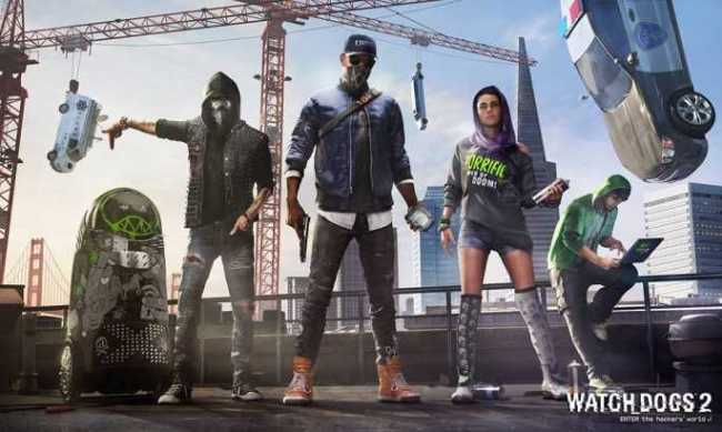 Watch Dogs 2 DLC Details
