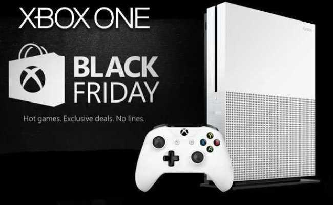 Xbox One And Ps4 Games Get Unbelievable Black Friday Deals