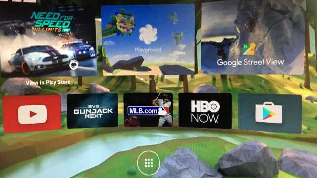 YouTube VR and Google Play Movies