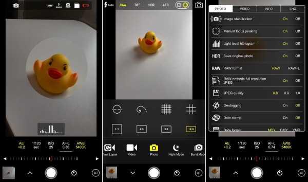 iPhone 7 ProCam 4
