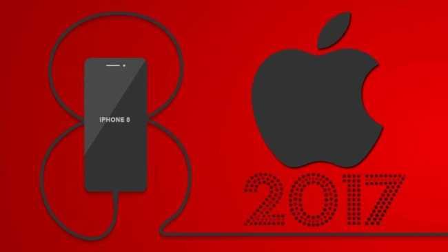 2017 Apple iPhone