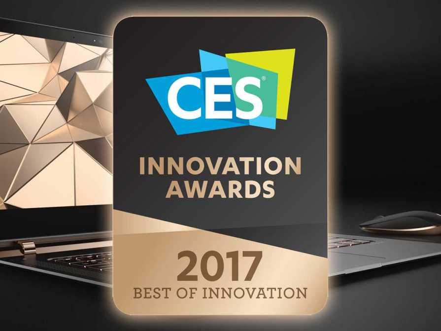2017 CES best innovation award