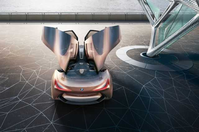 BMW iNext Autonomous Car