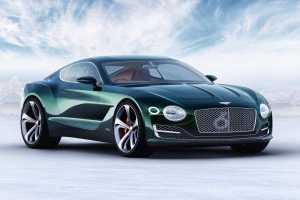 Barnato Sports Car