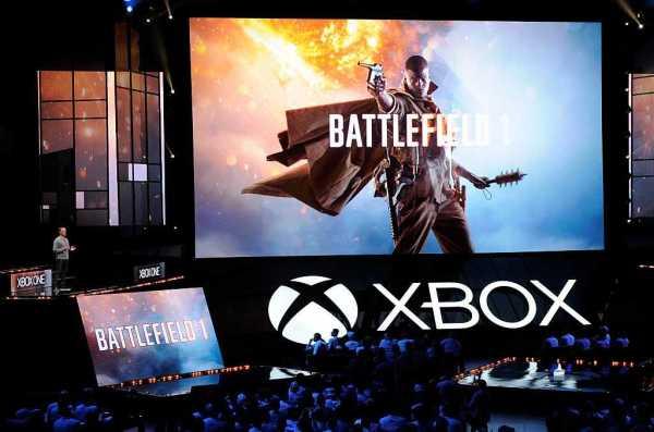 Battlefield 1 Maintenance