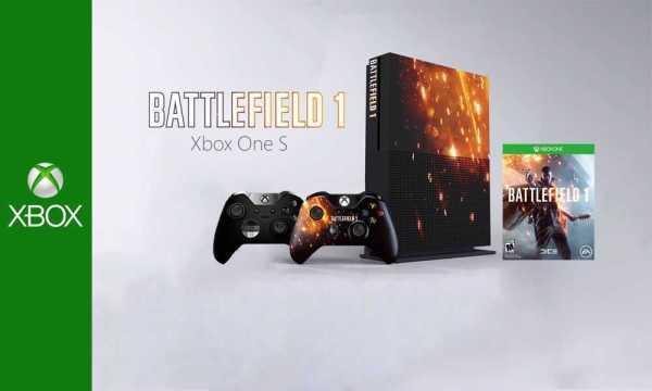 Battlefield 1 Xbox One S