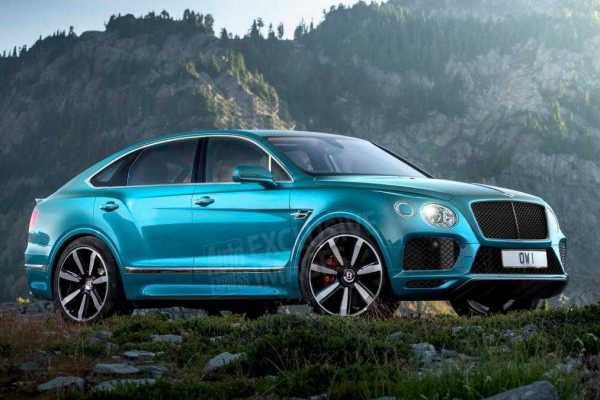 Bentley Bentayga Super Coupe SUV