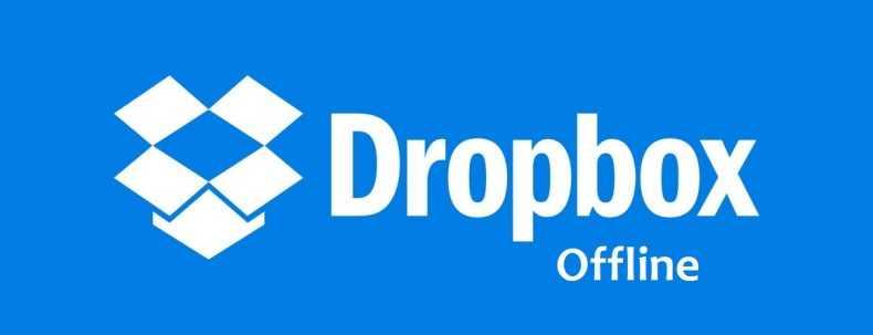 Dropbox Offline Folders