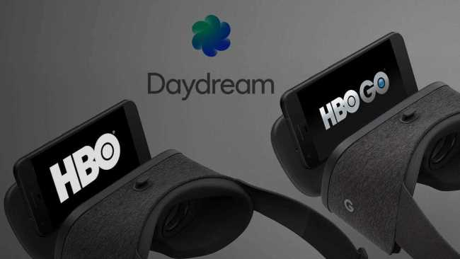 HBO Now and Go VR