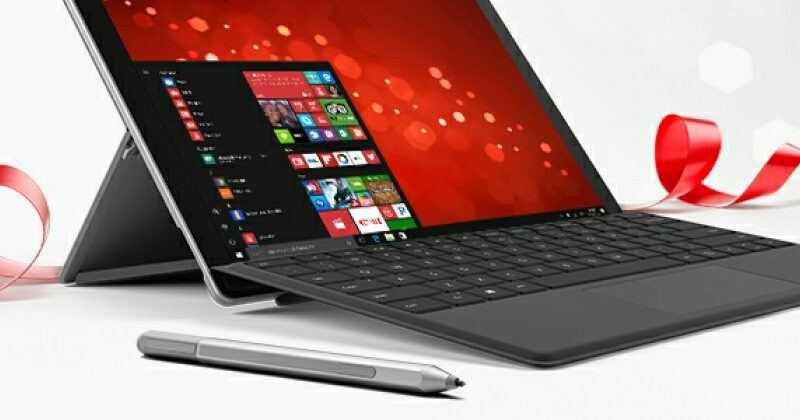Microsoft Surface Pro 5 March 2017