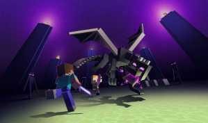 Minecraft Ender Update